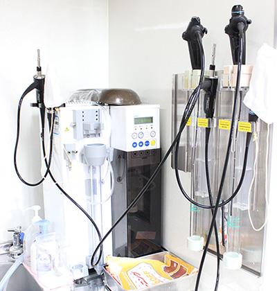 鼻咽喉用内視鏡洗浄消毒器